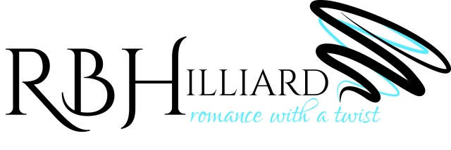 Author Branding RB Hilliard - Turquoise Color JPG