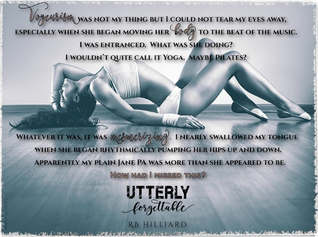 Utterly Forgettable - Teaser 03