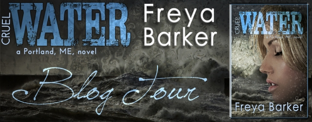 Blog Tour Cruel Water BANNER