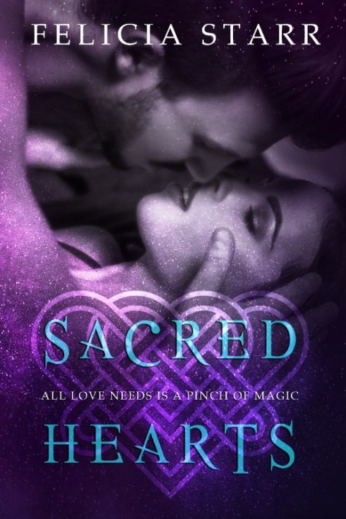 Sacred Hearts Omnibus Cover